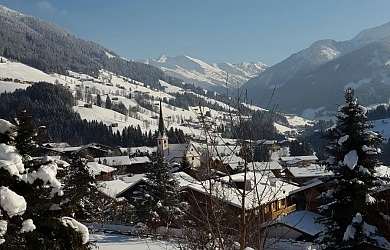 Winteridylle in Alpbach
